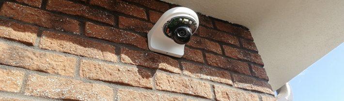 Kamerový systém a videovrátnik Garden Town